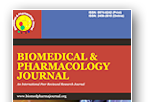 Biomedical and Pharmacology Journal (BPJ) Scopus Q 4 2019