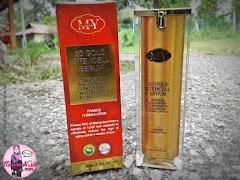 3D Gold Stemcell Serum Dari My Beauty Herbs Menghilangkan Gelap Bawah Mata