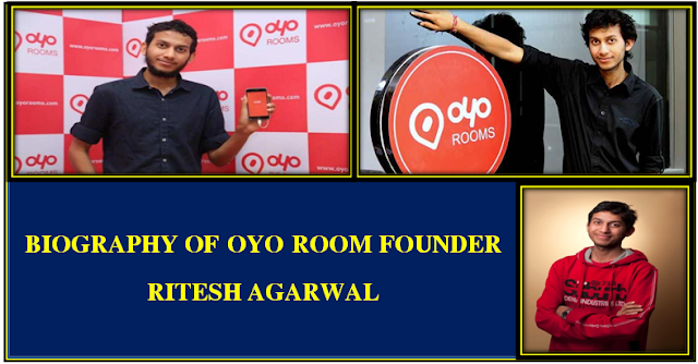 OYO Room and the Founder Ritesh Agarwal interesting thing to know