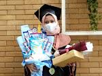 Maulidya Chairunnisa Raih Gelar Sarjana dan Wisudawan Terbaik UIN Jakarta