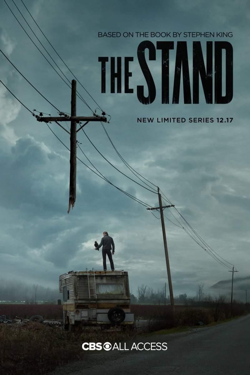 CBS All Access опубликовал полный трейлер сериала «Противостояние» по роману Стивена Кинга - Постер