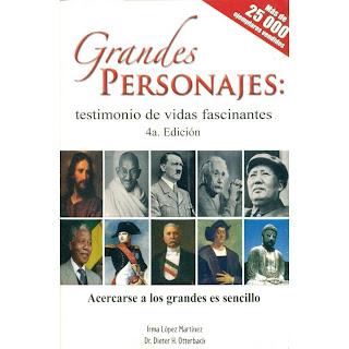 Grandes Personajes - Irma López Martínez