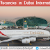 Latest Job Vacancies in Dubai International Airport