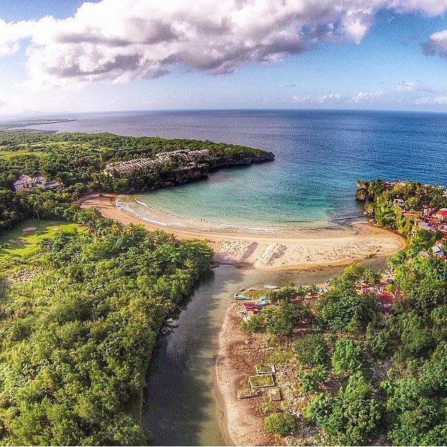 Playa la Boca, el Tablón, Sosúa visitar Semana Santa