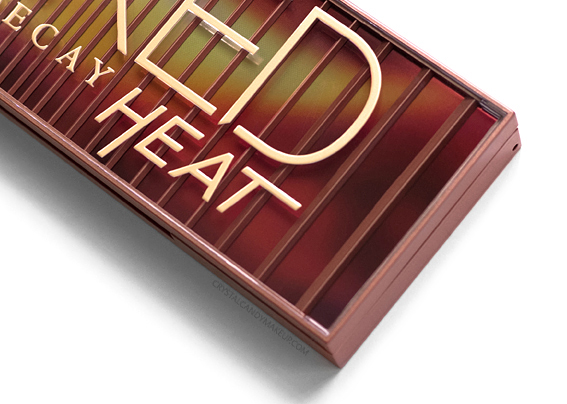 Urban Decay Naked Heat Eyeshadow Palette Photos Summer 2017