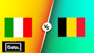 مشاهدة مباراة ايطاليا وبلجيكا بث مباشر كورة جول اليوم 02-07-2021 في يورو 2020