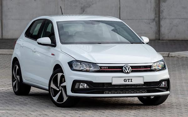 Novo VW Polo GTI 2021