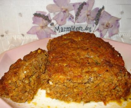 Provençal meatloaf