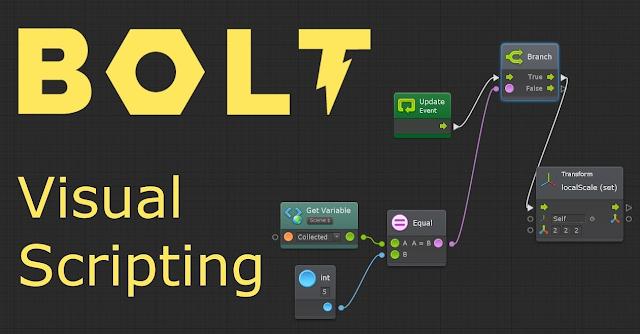 Bolt visual Scripting