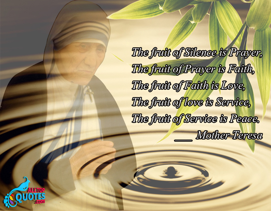 Top Best Mother Teresa Awesome Inspirational Quotes With Images