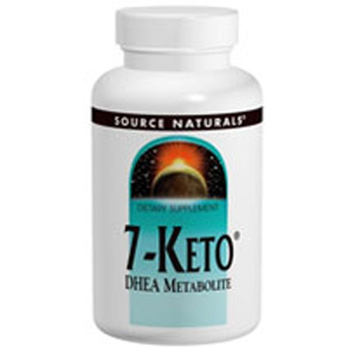 Source Naturals 7-Keto DHEA Metabolite 100 mg 60 tabs