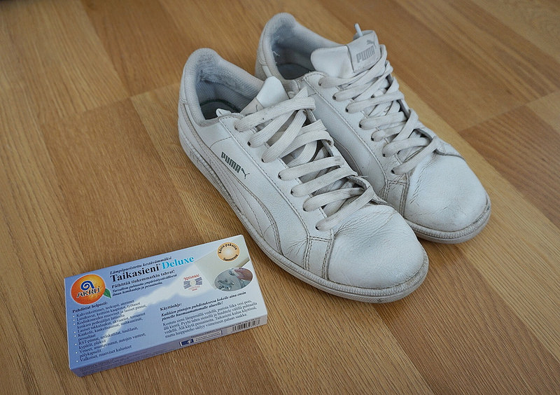 arrives ea734 124a1 Valitettavasti valkoiset tennarit eivät pitkään valkoisina pysy ja mä oon  niitä yrittänyt putsata, pyyhiä ja pestä. Muuten kengät saa kyllä aika  puhtaaksi .