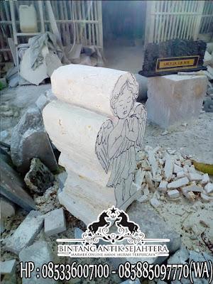 Harga Patung Malaikat, Patung Malaikat Marmer, Marmer Tulungagung