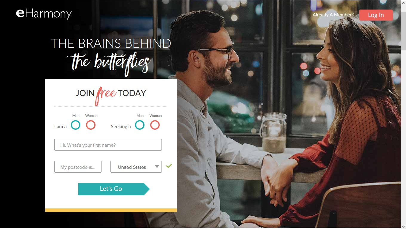 Breaking The Online Dating Sound Barrier New Eharmony
