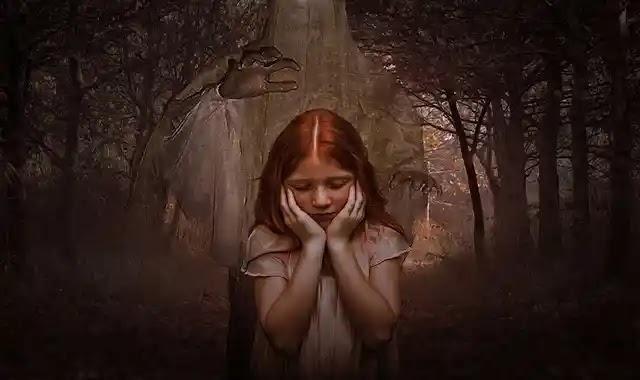 علاج الخوف عند الأطفال
