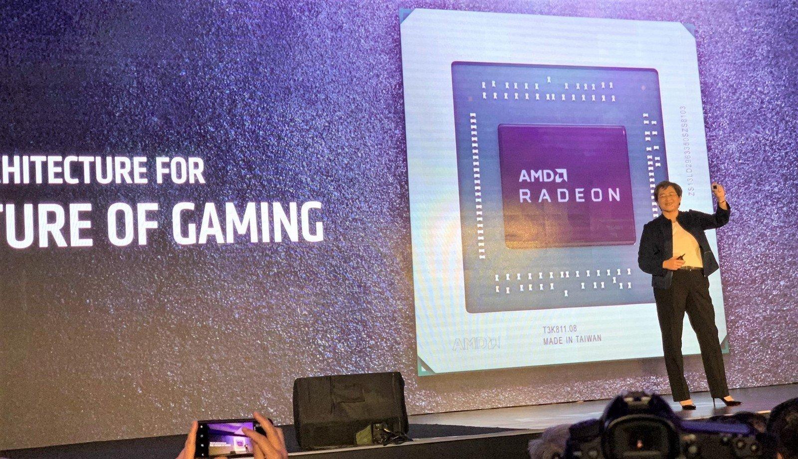 Radeon Navi RX 5700 Tanıtıldı!
