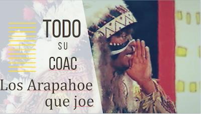"""""""Los Arapahoe que Joe"""" 🎭TODO su COAC🎭. Chirigota del Yuyu (1998)"""