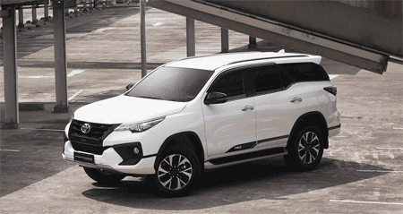 Toyota Fortuner Terbaru