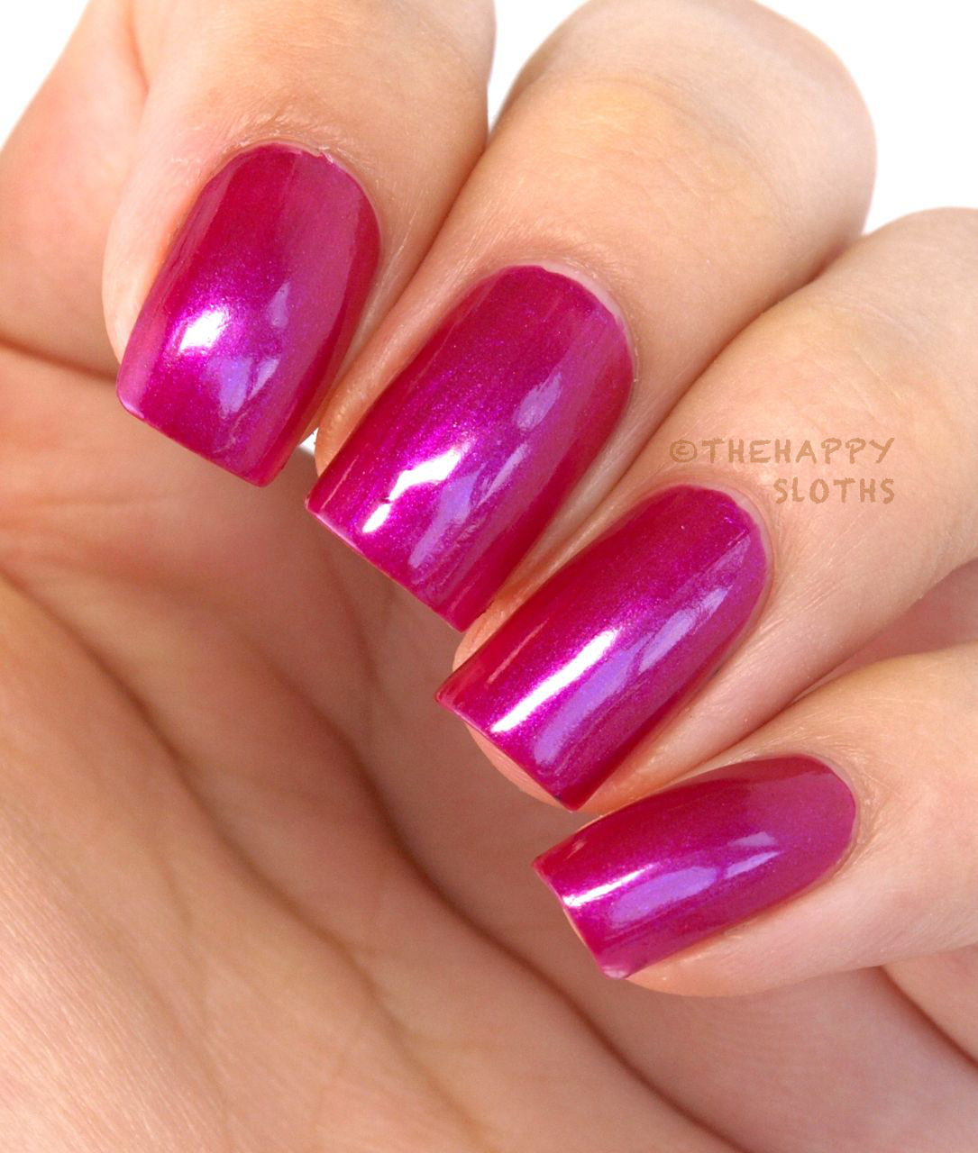 Deborah Lippmann Holiday 2014 Collection Review And Swatches The Happy Sloths Beauty