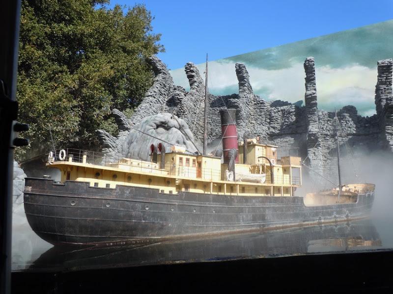 SS Venture Skull Island King Kong