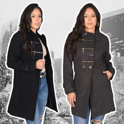Abrigos Platini Jeans 2020