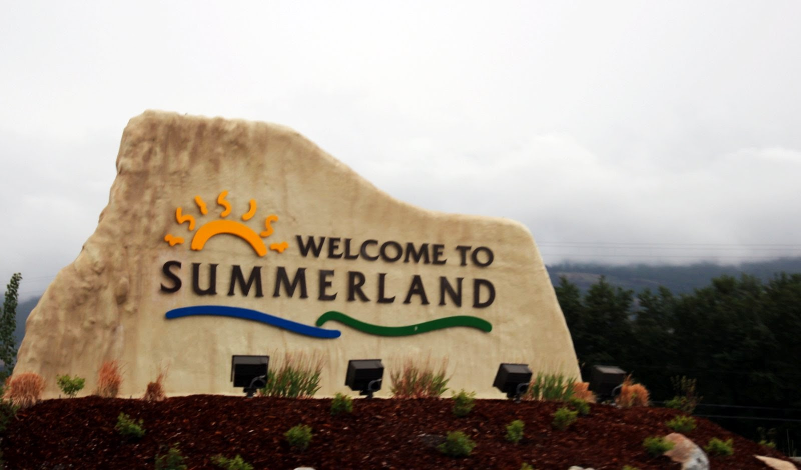 OUR TRAVEL JOURNAL SUMMERLAND BC