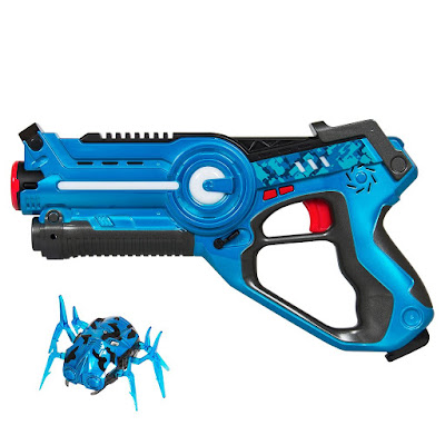 Kids Laser Tag Set With Machine Beetle Toy Blasters W