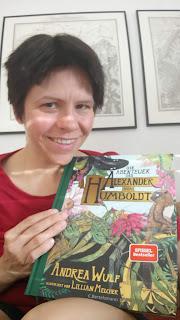 Alexander v. Humboldts Abenteuerreisen in Südamerika von Andrea Wulf.