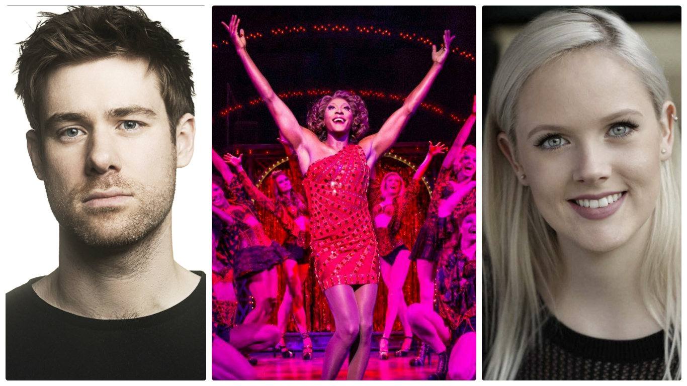 west end frame new casting announced for kinky boots new cast members also include james ballanger jemal felix george grayson melissa jacques charlotte jeffery suzie mcadam jane milligan robin mills