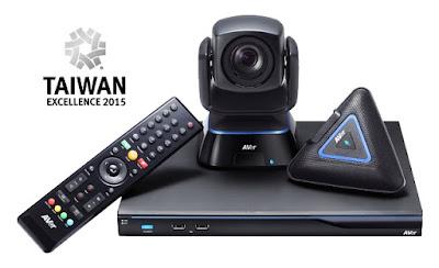 AVer EVC130P là giải pháp hội nghị truyền hình đầu cuối xuất sắc