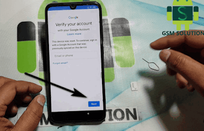 Bypass Redmi Note 7S M1901F71 FRP Lock On MiUI 11 Latest Security