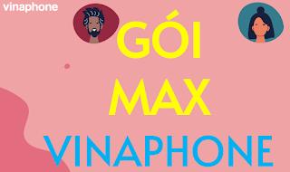 Gói cước MAX VinaPhone