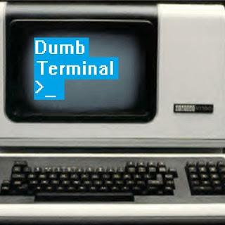 Dumb Terminal, Smart Terminal dan Intelligent Terminal