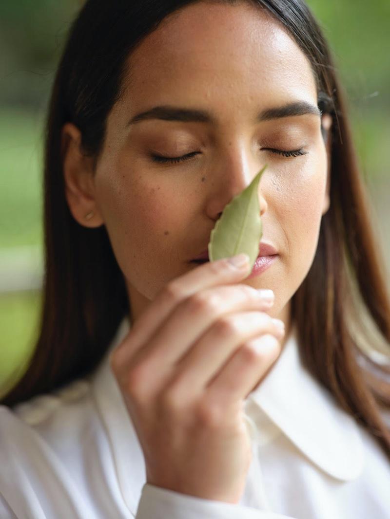 Giorgio Armani My Way fragrance campaign