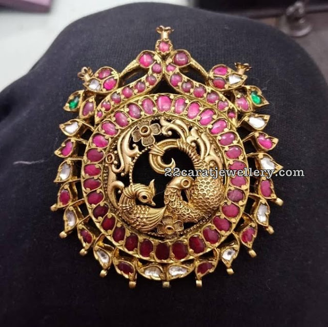 Unqiue Antique Kundan Jewellery