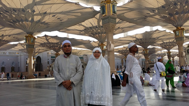 kenangan di Madinah