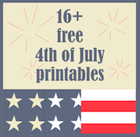 4th of July freebies