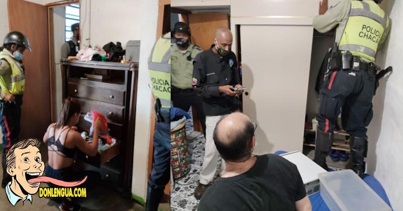 Capturado por reclutar menores para tráfico sexual en Chacao