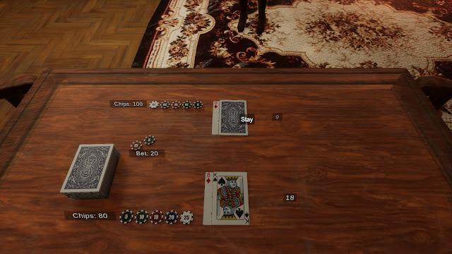 Fantasy Strip Poker & Blackjack