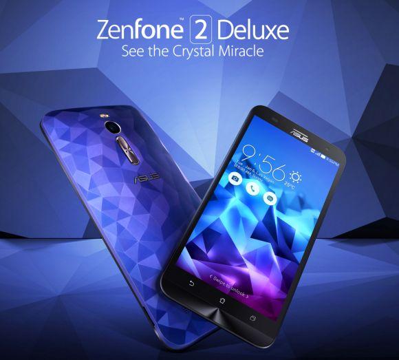 Review Asus Zenfone 2 Deluxe ZE551ML Harga Dan Spesifikasi