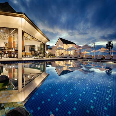 kolam berenang hotel bintang 3