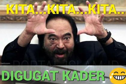 Anggota Partai Koalisi Jokowi Digugat Kader, Warganet: JANGAN DIPISAHIN!