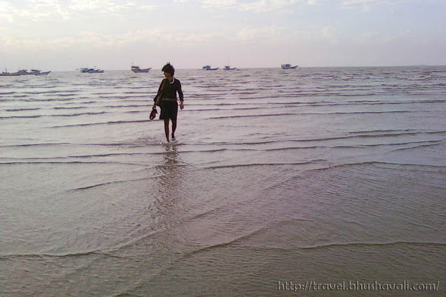 Secret Beaches of Mumbai, Gorai