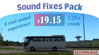 sound fixes pack v19.15 for ETS 2 & ATS