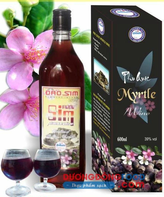 Rượu Đảo Sim Phú Quốc