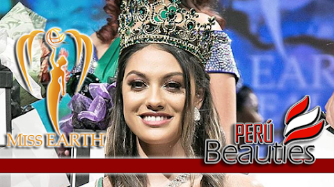 Tashan Kapene es Miss Earth New Zealand 2019