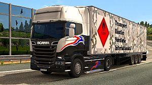 Chereau TRNI trailer standalone