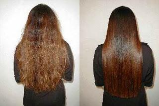وصفات لتنعيم الشعر فى أقل من أسبوع