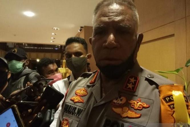 Perang Terbuka Dimulai, Rombongan Wakapolda Papua-Danrem Ditembaki Kelompok Bersenjata