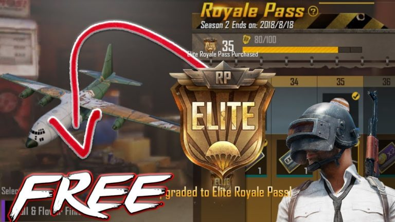 Roushan Raj: Trick to get FREE Elite Royal Pass in PUBG Mobile Game